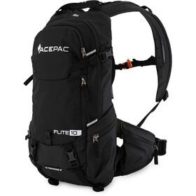 Acepac Flite 10 Zaino, nero